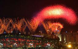 Clôture des Jeux Olympiques Pékin 2008