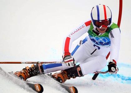 Ski alpin France