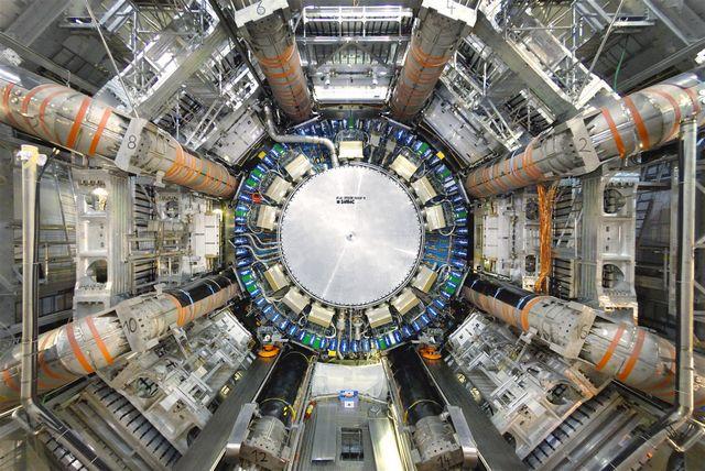 Détecteur ATLAS / LHC